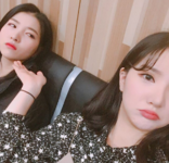 Sowon and Eunha Insta Update Jan 5, 2018 (2)