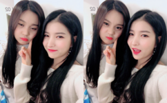 Sowon and Umji Insta Update Dec 12, 2017 (1)
