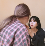 Eunha and SinB Insta Update Aug 8, 2018