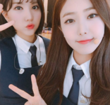 Eunha and SinB Insta Update Jun 3, 2017 (8)