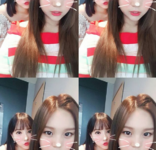 Eunha and Umji Insta Update Aug 2, 2017