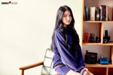 Sowon 2018 Season's Greetings Preview Photo