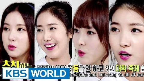 GFRIEND's Interview Entertainment Weekly 2016.05.22