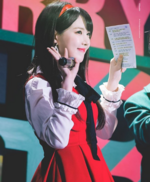 Yerin at Jeju Love Sharing Concert 171216 (2)