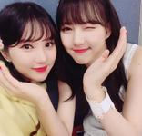 Yerin and Eunha Insta Update Aug 10, 2017 (2)