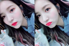 Sowon Insta Update Apr 2, 2018