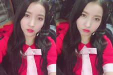 Sowon Twitter Update Dec 6, 2017