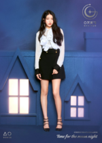 Sowon Time for the Moon Night Promo Photo (1)