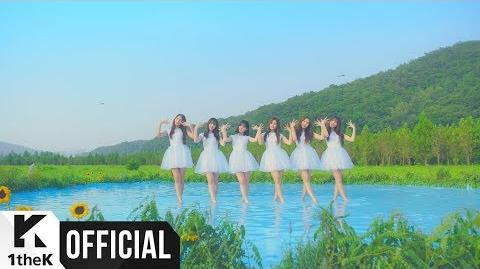 MV GFRIEND(여자친구) LOVE WHISPER(귀를 기울이면) (Choreography Ver