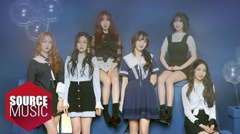 여자친구 GFRIEND 6th Mini Album 'Time For The Moon Night' Highlight Medley