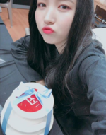 Sowon Insta Update Jan 7, 2018 (2)