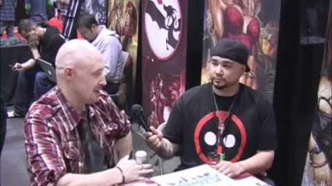 Wade Interviews Mark Miller, writer of The Jungle Book for Zenescope!