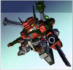 GAT-X103AP Verde Buster