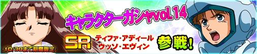 CHARA 14 banner