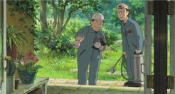 Ghibli arrietty kammerjäger