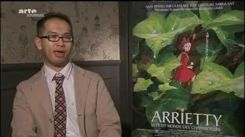 """Der Animefilm """"Arrietty"""" - Studio Ghibli lädt zum Denken ein"""