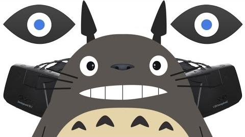 NEW Oculus Rift 2! Head-Tracking 1080p, Playing My Neighbor Totoro!-0