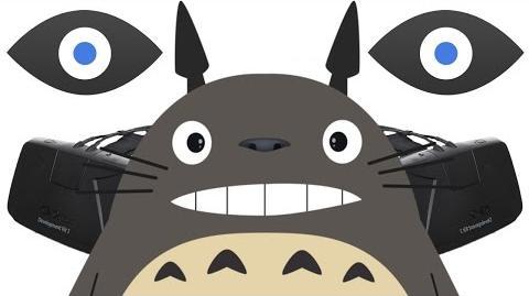 NEW Oculus Rift 2! Head-Tracking 1080p, Playing My Neighbor Totoro!-0