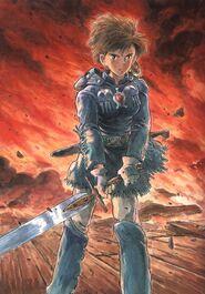 Nausi-sword