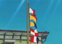 Party-flaggen