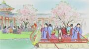 Ghibli-kaguya-palast