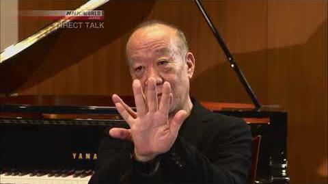 NHK WORLD「Direct Talk」 The Spirit of Melody Joe Hisaishi