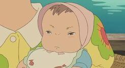Baby-ponyo