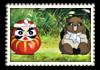 Stamp-pom-poko