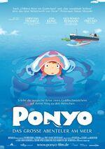 Ponyo und das verzauberte Goldfischmädchen-DVD