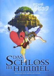 Das Schloss im Himmel-DVD