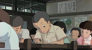 Totoro-klassenzimmer
