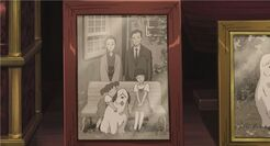Ghibli arrietty sadakos familie