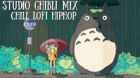 Amazing Studio Ghibli Lofi Hiphop Mix
