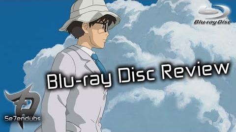 WIE DER WIND SICH HEBT- Kritik, Anime Blu-Ray Review, Trailer German Deutsch