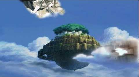 ♪♫ The Castle in the Sky - Kimi wo nosete 【FO Projects】 ♫♪