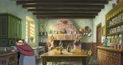 Hauro-hatters-küche