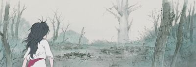 Ghibli-kaguya-verlassen-blick