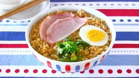 How to Make Ponyo Ramen Noodles (As Seen in the Movie Recipe) ポニョ ラーメン (レシピ)