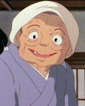 勘太的奶奶