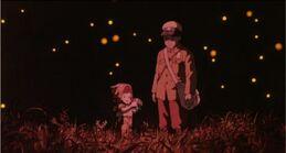 Glühwürmchen-Geister