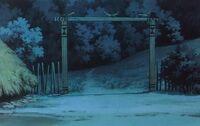 Mononoke-emishi-door