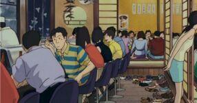Ghibli-flüstern-klassentreffen