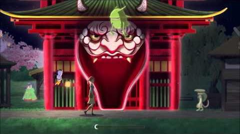 Studio Ghibli Inspired 'Lynn and the Spirits of Inao' (1080p) on Kickstarter