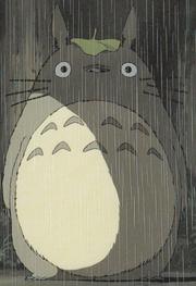 Totoro im Regen
