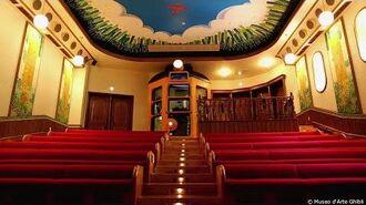 休館中特別企画 動画日誌「小さな映画館」GHIBLI MUSEUM, MITAKA