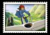 Stamp-nausicaa