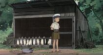 Totoro-hühnerstall