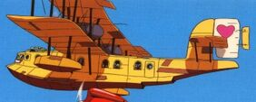 Proco-rosso-passagirflugzeug