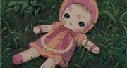 Glühwürmchen-puppe