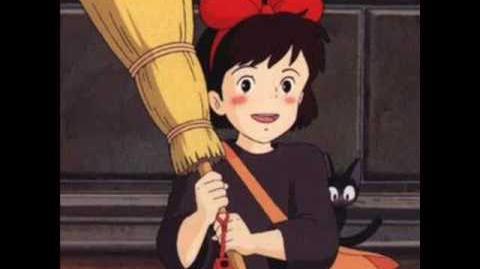 Yasashisa Ni Tsutsumareta Nara - Movies by Hayao Miyazaki (High sound quality)